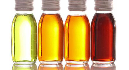 Цвета касторового масла