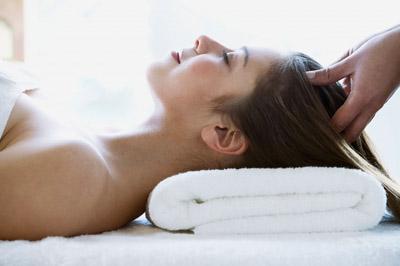 массаж для волос правильный уход