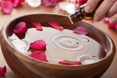 Ополаскивание с эфирными маслами