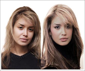 тонирование волос что это