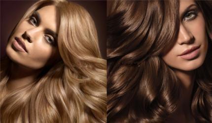 сделать волосы шелковистыми