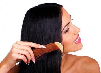 аромарасчесывание от выпадения волос