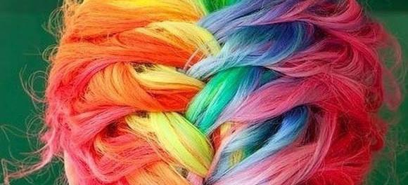 модный цвет волос 2014