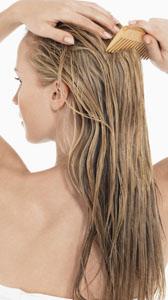 волосы секутся из-за расчесывания