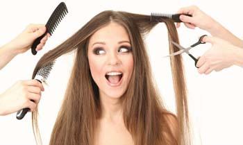 почему секутся волосы после стрижки