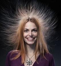 почему пушаться волосы