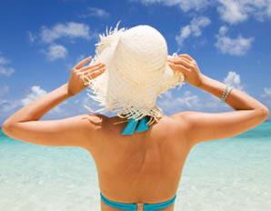 как сделать волосы шелковистыми летом