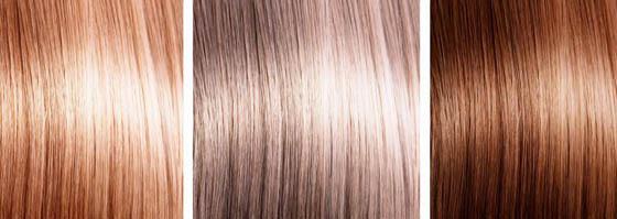 как выбрать цвет краски для волос