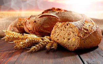 восстанавливающая маска для волос с хлебом