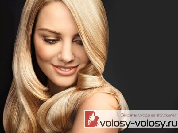 Восстановление волос после химической завивки лечение сожженных волос