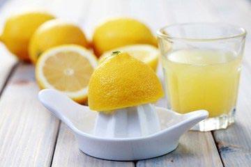 лимон полезен для волос