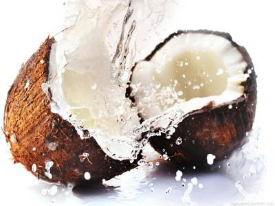 чем полезен кокос для волос