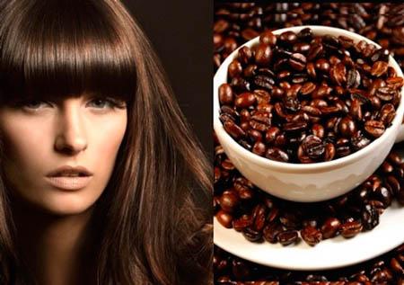 как покрасить волосы кофе рецепт