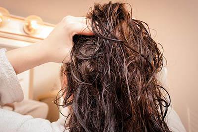 рецепт скраба для кожи головы