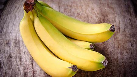 банановая маска для сухих волос