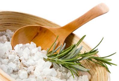 чем полезна морская соль для волос