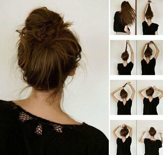 Прически на средние волосы на каждый день повседневные