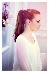 прическа крученая коса