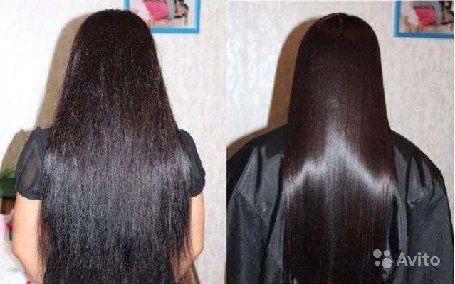 кранирование волос дома