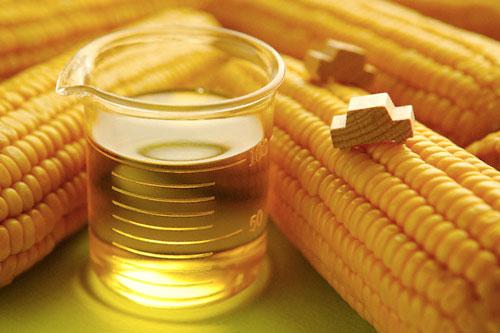 применение кукурузного масла для волос
