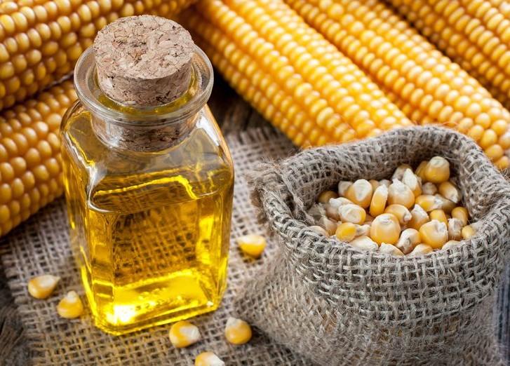 польза кукурузного масла для волос