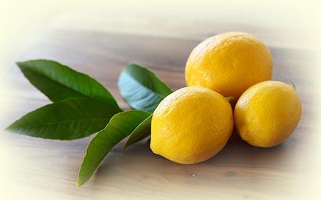 маски для волос с эфирным маслом лимона