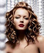 кислотная завивка на волосы