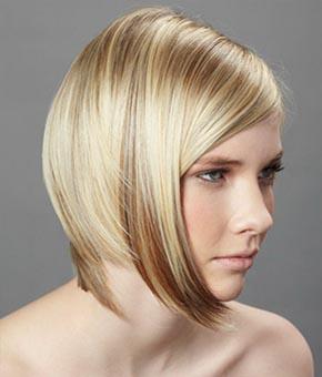 блондирование техника ситечко