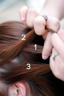 как заплести французскую косу 2