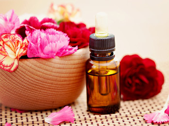 применение эфирного масла для роста волос