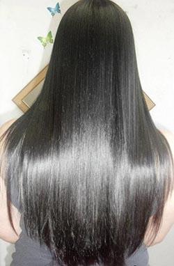 применение горчичного масла для волос
