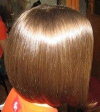 как долго держится глазирование волос
