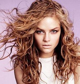 эффект мокрых волос своими руками