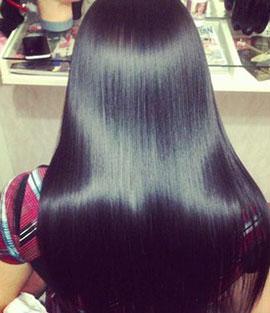как делать кератиновое выпрямление волос в домашних условиях