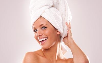 как правильно высушить волосы
