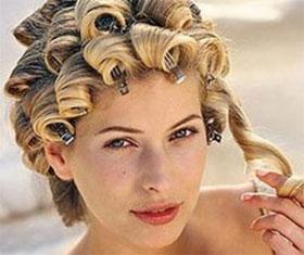 сделать волосы волнистыми в домашних условиях