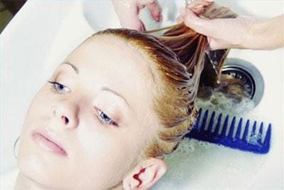 как мыть волосы молочной сывороткой