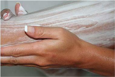 как пользоваться кремом для удаления волос