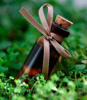 применение эфирного масла мяты для волос