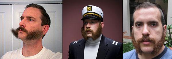 борода парус империал