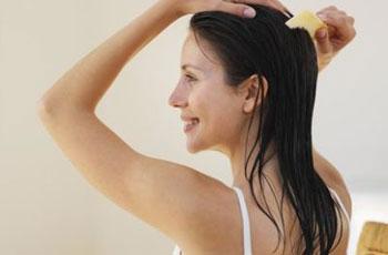 применение абрикосового масла для волос