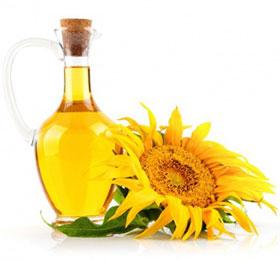 применение подсолнечного масла для волос