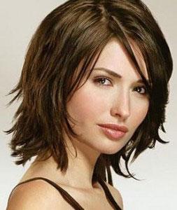 итальянка на средние волосы