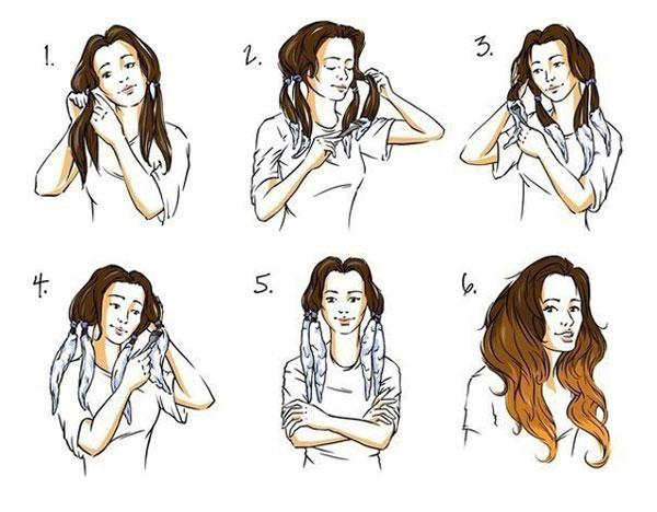 Как сделать омбре в домашних условиях на волосы средней длины