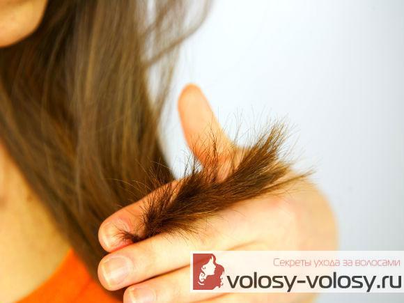 Масло волос барака