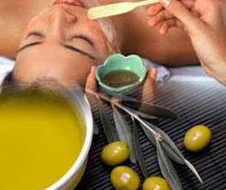маска для сухих волос с оливковым маслом