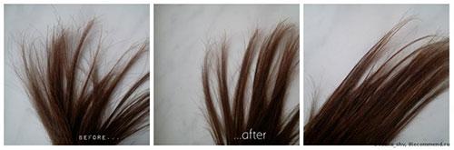 маска от секущихся кончиков волос