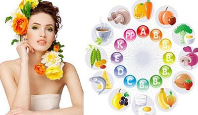рецепты масок для волос с  витаминами