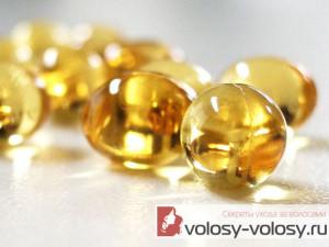 витамины в ампулах для волос