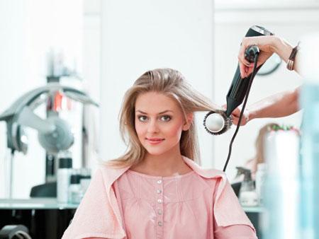 кератиновое восстановление волос в салоне